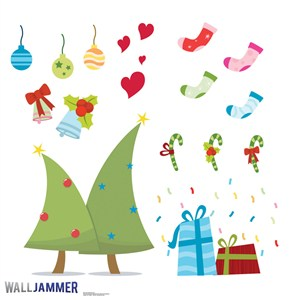 Christmas Fun Wall Decor