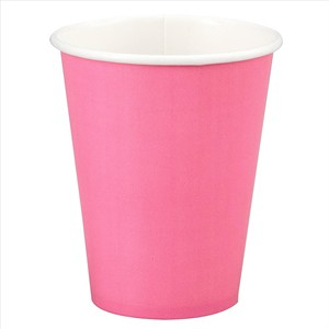 Hot Pink Paper Cup - 12oz