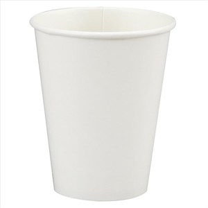 White Paper Cups - 12oz