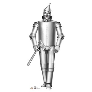 75th Anniversary Wizard Of Oz Tin Man Standup