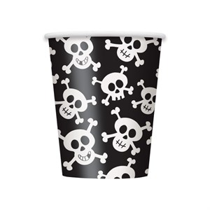 9oz. Skulls Hot Cold Cups