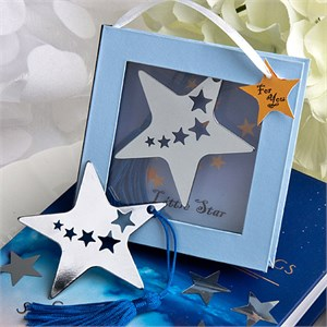 Adorable  Little Star  Collection Book Mark Favors