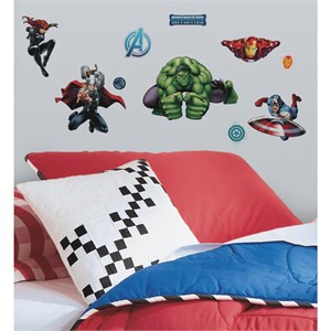 Avengers Assemble Peel And Stick Decal