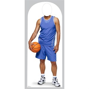 Basketball Stand In-Lifesized Standup