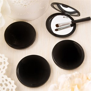 Black Compact Mirror's Perfectly Plain Collection