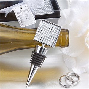 Bling Collection Wine Bottle Stopper