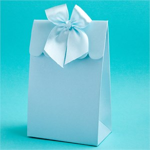 Blue  Delivered With Love  Boxes