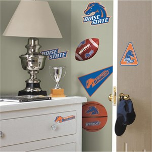 Boise State Peel And Stick Decal