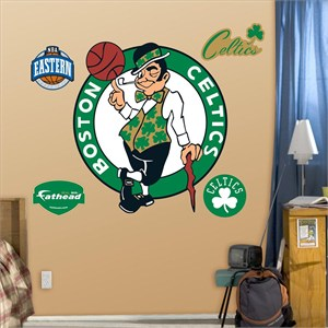 Boston Celtics Logo-Fathead