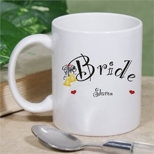 Bride Ceramic Coffee Mug