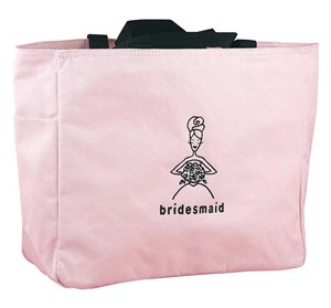 Bridesmaid Pink Tote