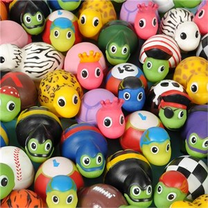 Bulk Rubber Turtle Assortment