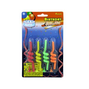 Bulk Spiral Birthday Candles
