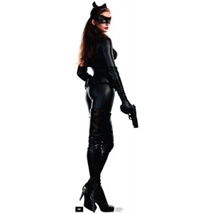 Catwoman The Dark Knight Rises Lifesized Standup