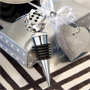 Choice Crystal Die Bottle Stopper