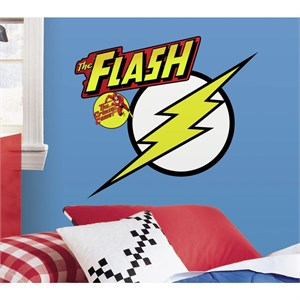 Classic Flash Logo Giant Decal