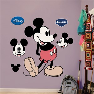 Classic Mickey Mouse REALBIG Wall Decal