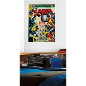 Comic Book Cover-X Men Comic Book Cover