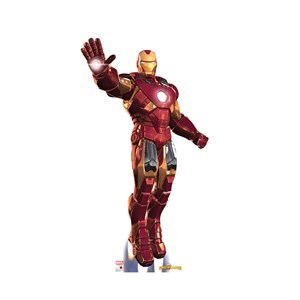 Contest Of Champions Iron Man Cardboard Cutout