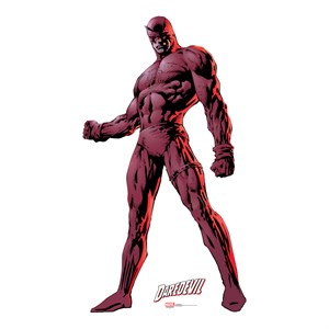 Daredevil Lifesized Cardboard Cutout