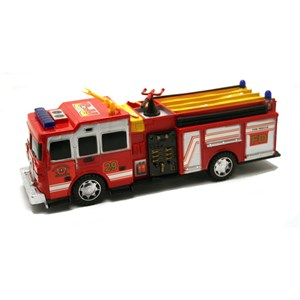 """11 3/4"""" Deluxe Fire Engine"""
