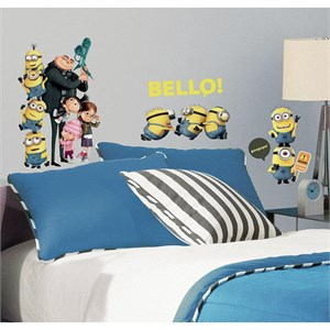 Despicable Me 2 Decal