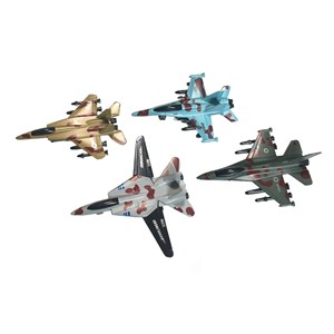 Die Cast Fighter Jet Plane
