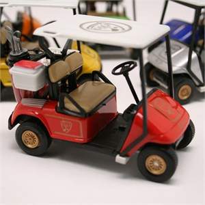 Die Cast Golf Cart