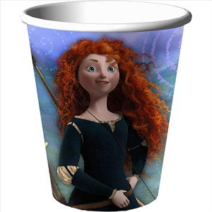 Disney Brave 9oz Cups