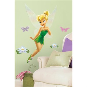 Disney Fairies-Tinkerbell Giant Decal