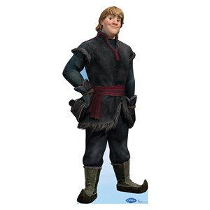 Disney Frozen Kristoff Lifesized Standup