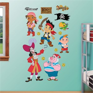 Disney Jake and the Neverland Pirates Collection