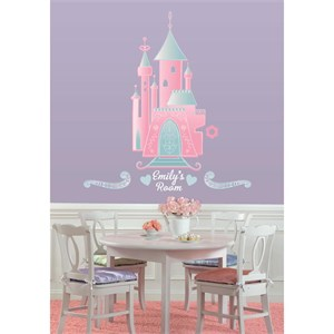Disney Princess-Castle Giant Decal