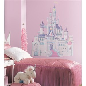 Disney Princess-Princess Castle Giant Decal