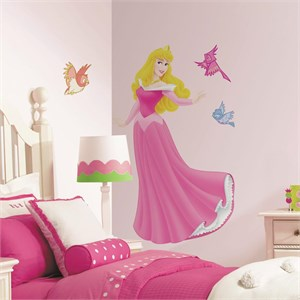 Disney Princess-Sleeping Beauty Giant Decal