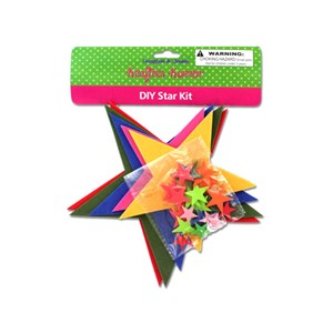 Do-It-Yourself Foam Star Craft Kit