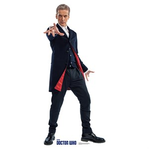 Doctor Who 12Th Doctor Cardboard Cutout