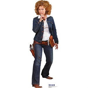 Doctor Who River Song Lifesized Standup