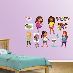Dora And Friends Collection REALBIG Wall Decal