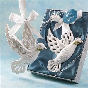 Dove of Peace Hanging Ornament