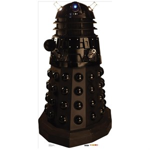 Doctor Who Dalek Sec Lifesized Standup
