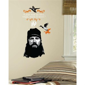 Duck Dynasty Jase Giant Decal