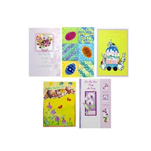 Easter Card English