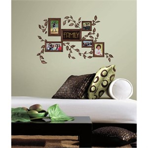 Family Frames Decal