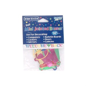 """""""Farewell"""" Mini Jointed Banner 12"""""""