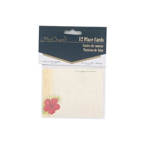 Floral Chic Place Cards