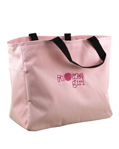 Flower Girl Kids' Tote Bag