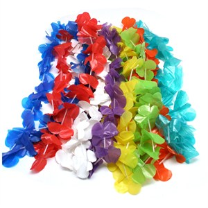Flower Lei Assortment for 100