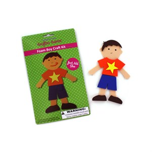 Foam Boy Craft Kit