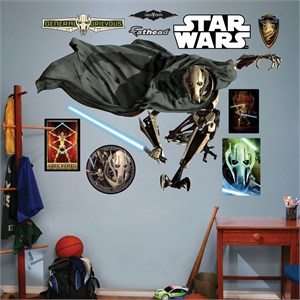 General Grievous REALBIG Wall Decal